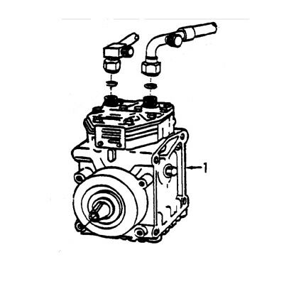 Allis Chalmers Ac Roto Baler Operators And Parts Manual Owners