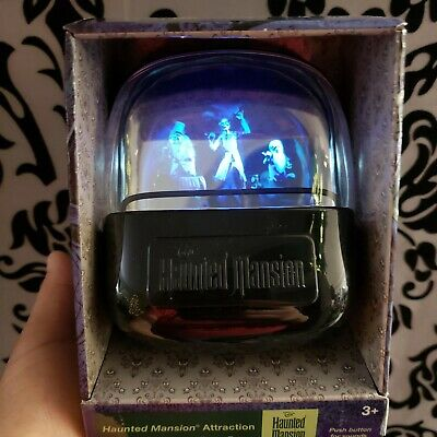 DisneyParks Haunted Mansion Talking Light Up Doom Buggy Hitchhiking Ghosts NEW