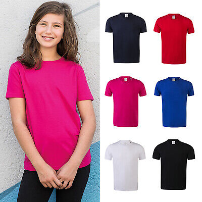 SF Mini Kids Feel Good Stretch Tee SM121 - Children Casual Short Sleeve T-Shirt