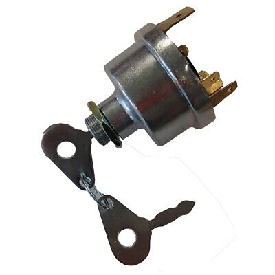 1874535M3 Ignition Switch for Massey Ferguson Tractor 230 231 240 282 290 360