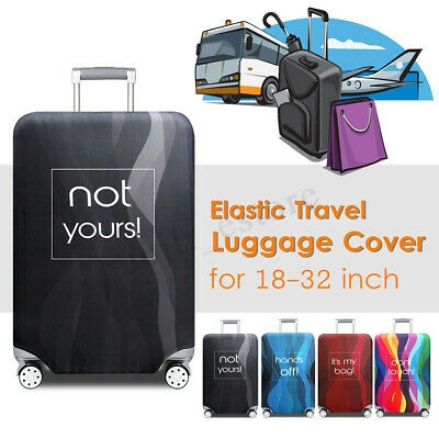 Elastic Luggage Suitcase Cover Trolley Case Suitcase Protector Dustproof Bag NEW