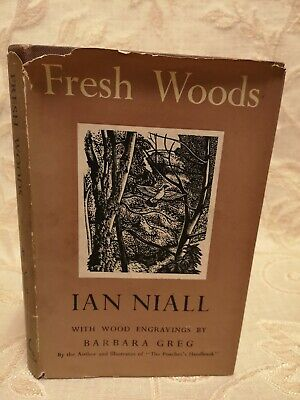 Vintage Book Of Fresh Woods, By Ian Niall - 1951 1St. Edition