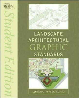 [PDF] Landscape Architectural Graphic Standards Student Edition by Leonar J