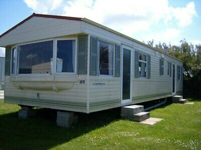 Caravan for Hire CORNWALL Harlyn Sands Holiday Park Dog Friendly Sleeps 6