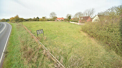 Land For Sale  in Chedburgh, Bury St Edmunds, Suffolk.