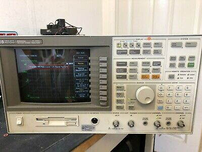 HP Agilent 89410A Vector Signal Analyzer (0)