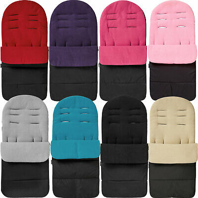 Premium Pushchair Footmuff / Cosy Toes Compatible with Bob