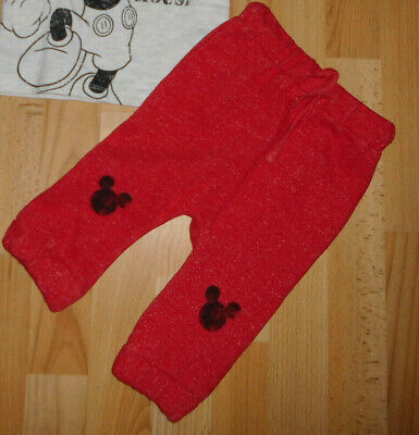 tolle Tshirt Disney Mickey Mouse Jogging - Hose   in Gr 68