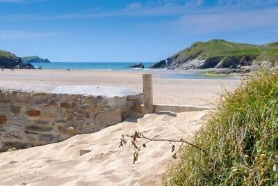 3 Bed Static Caravan Newquay View Resort Cornwall -Includes Site Fees Until 2020