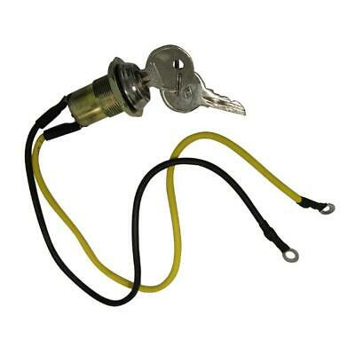 Ignition Key Starter Switch with 2 Keys for 8N 2N 9N NAA Ford Tractor 8N3679C