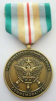 Foreign Expeditionary  Commemorative
