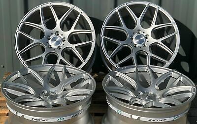 "19"" SILVER THRUST ALLOY WHEELS FITS 5x110 VAUXHALL ASTRA CORSA ZAFIRA VECTRA"
