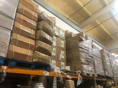 JOB LOT Mixed Box 500 Brand New Items Wholesale Stock Clearance UK SELLER FREEPP
