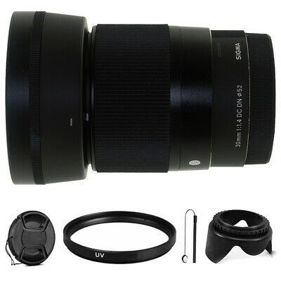 Sigma 30mm f1.4 DC DN Contemporary Lens for Sony E Mount A5000 A6000 A6500 A6300
