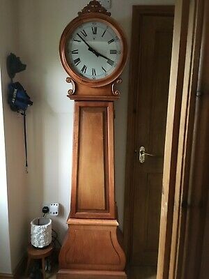 Attractive French design replica Longcase grandfather clock, quarts movement