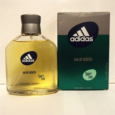 Adidas Sport Field Edt 100Ml Eau De Toilette First Formula New