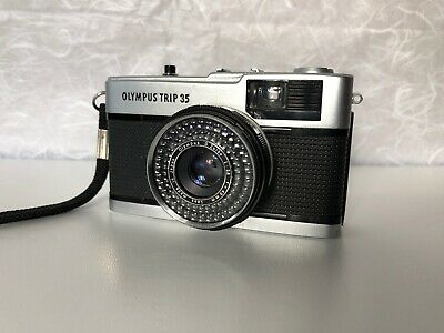 Olympus Trip 35Mm Compact Film Camera - Good Condition