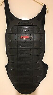 KNOX Ricochet Back Spine Protector Motorcycle Off Road 9 Plate Race Length 51cm