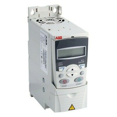 ABB Inverter Drive, 3-Phase 0.75 kW, 400 V with EMC Filter ACS355-03E-02A4-4