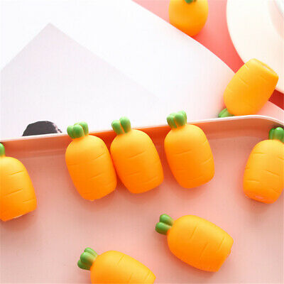 Dog Silicone Toy Velvet Pet Cat Carrot Sounds Toys Interactive Pet Supplies G