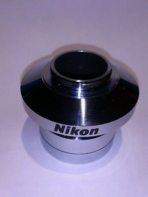Nikon c mount tv adapter microscope
