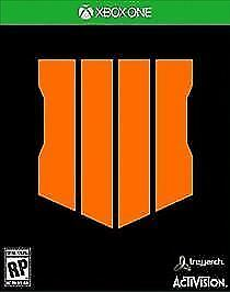 Call of Duty: Black Ops 4 (Microsoft Xbox One, 2018) Brand New Factory sealed