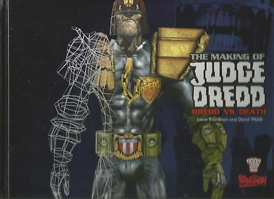 Judge Dredd The Making Of Dredd Vs Death 2000Ad Books 10/2003