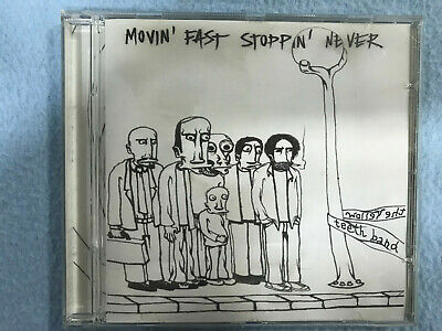 Movin' Fast Stoppin' Never Cd The Yellow Teeth Band Sunt Only In Internet