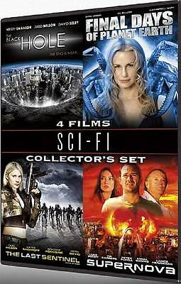 Sci - Fi Collectors Set - 4 Films: The Black Hole / Final Days Of Planet Earth /