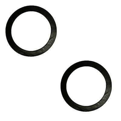 (2)- RUBBER Sediment Bowl Gasket for Massey Ferguson Tractor TO20 TO30 180060M1
