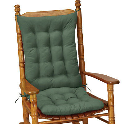 Quilted Rocking Chair Cushion Set, by Collections Etc