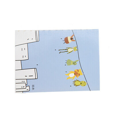 Cartoon Little Notebook Handy Notepad Paper Notebook I1