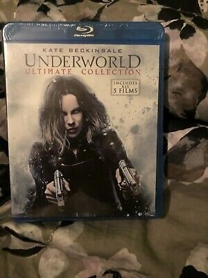 Underworld: Ultimate Five Film Collection (Blu-ray Disc, 2017)
