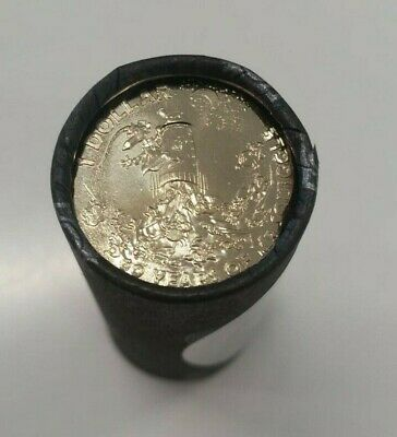 2019 Mr Squiggle $1 Coin Roll New Release Cotton & Co Roll Unc Scarce