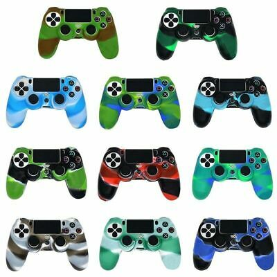 Silicone Controller Case for Ps4 Dualshock 4 Cover Slim Soft Trendy Hot Sale