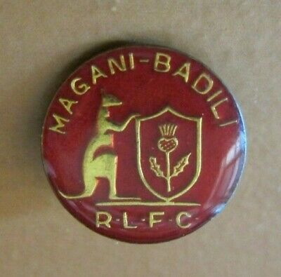 Magani-Badili (Papua New Guinea) RLFC Rugby League Football Club Badge