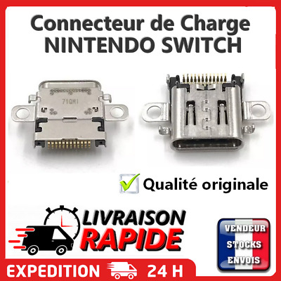 Connecteur de charge USB C Nintendo Switch NS Charging port socket Original