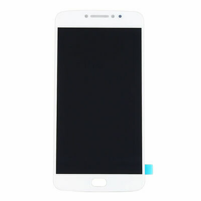 Bianco per Motorola Moto E4 Plus XT1770 XT1775 LCD Touch Screen Assembly Nuovo