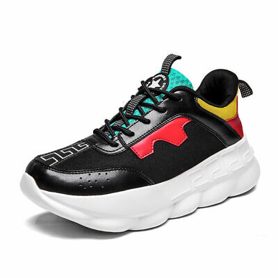 New Mens Outdoor Trainers Sports Shoes Womens Running Walking Athletic Sneakers
