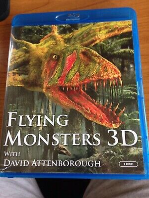 Flying Monsters (3D Blu-ray, 2011)