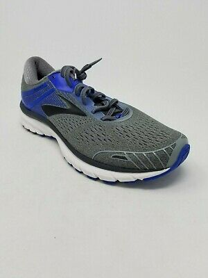 baf64c218218c BROOKS ADRENALINE GTS 18 Men s Size 13 Ebony Grey Red 13D New Unworn ...