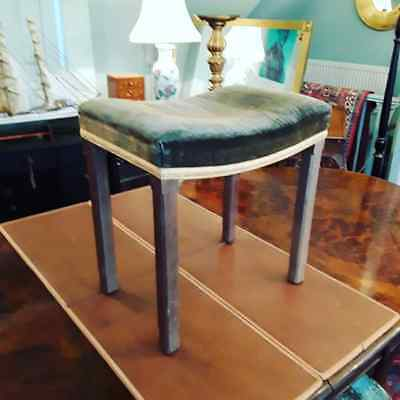 George VI Coronation Stool used in Westminster Abbey in 1937