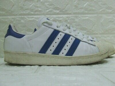 the latest e2645 9fef7 SCARPE SHOES UOMO DONNA VINTAGE SNEAKERS ADIDAS SUPERSTAR tg. US 5,5   38