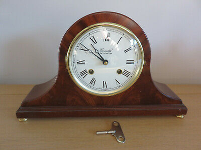 Comitti  Mantle Clock With Key
