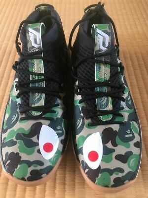 online store abcbb 3ed6c US10 APE DAME 4 BAPE adidas collaboration brand new unused rare from japan  5Y