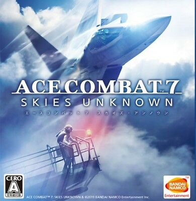 Ace Combat 7 PC - Gioco Italiano Originale - Skies Unknown 2019 Acecombat