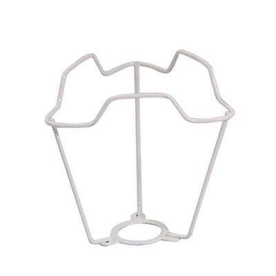 "5"" Shade Carrier (B22) Table Floor Lampshades holder White"