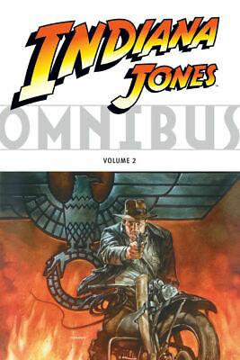 Indiana Jones Omnibus: Volume 2 - Dark Horse Books Graphic Novel Paperback - NEW