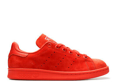 ADIDAS STAN SMITH Originals S82248 New Men's Shoes Orange