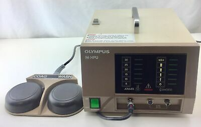 Olympus - HPU Heat Probe System with Foot Switch (MB-466)